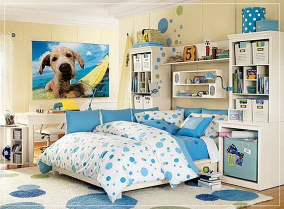 Stylish Teen Bedroom Design Ideas_051