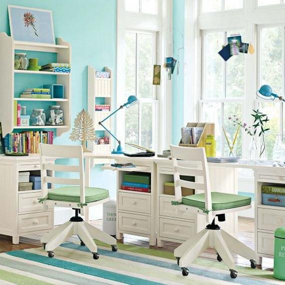 Stylish Teen Bedroom Design Ideas_061