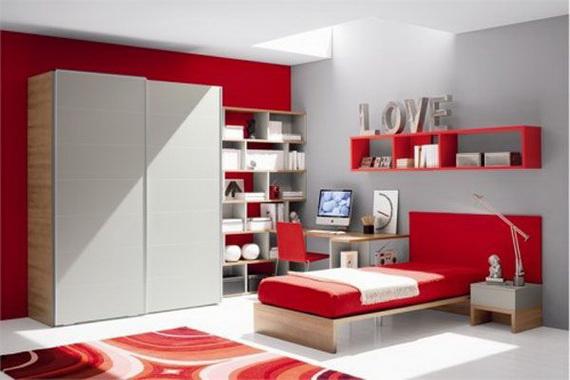 Stylish Teen Bedroom Design Ideas_081