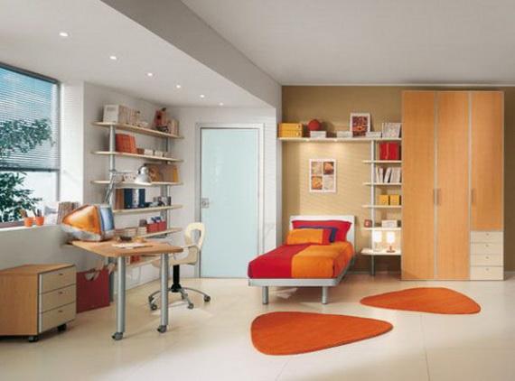 Stylish Teen Bedroom Design Ideas_091