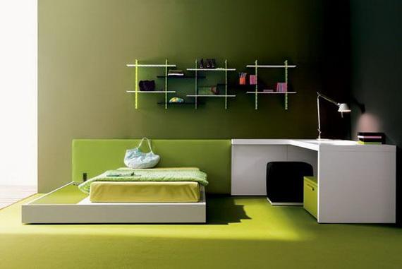 Stylish Teen Bedroom Design Ideas_119