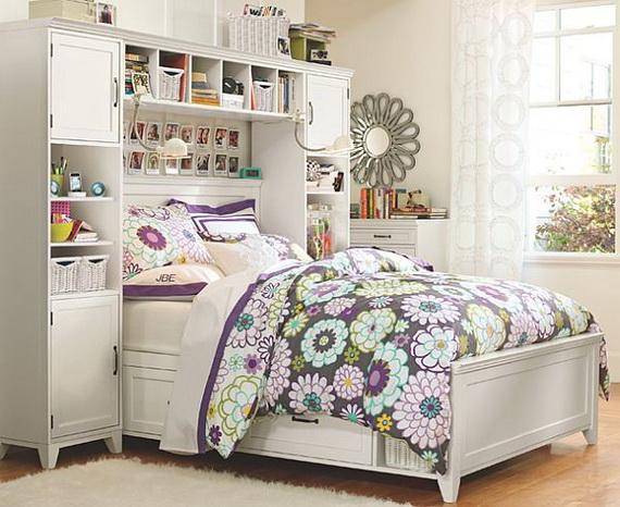 Stylish Teen Bedroom Design Ideas_120