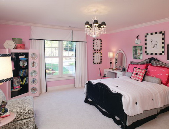 Stylish Teen Bedroom Design Ideas_140
