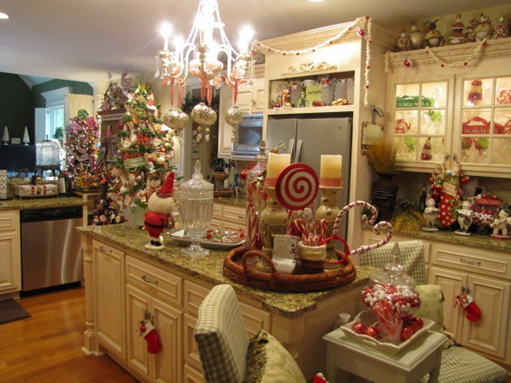 Top Christmas Decor Ideas For A Cozy Kitchen _06