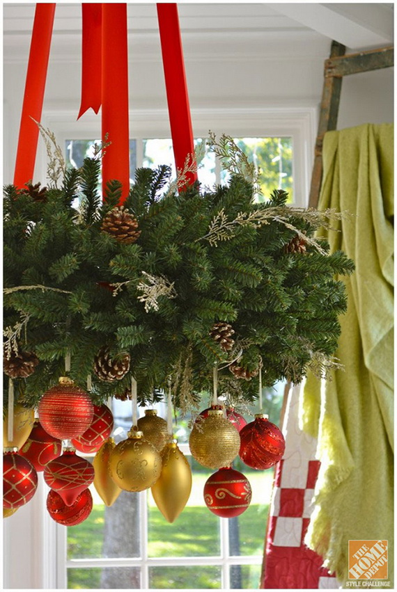 Top Christmas Decor Ideas For A Cozy Kitchen _27