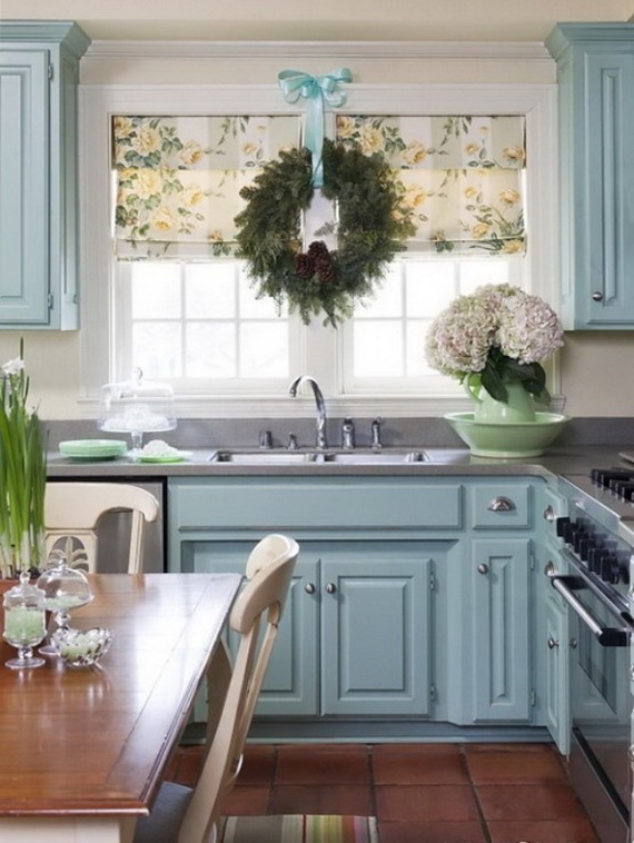 Top Christmas Decor Ideas For A Cozy Kitchen _28