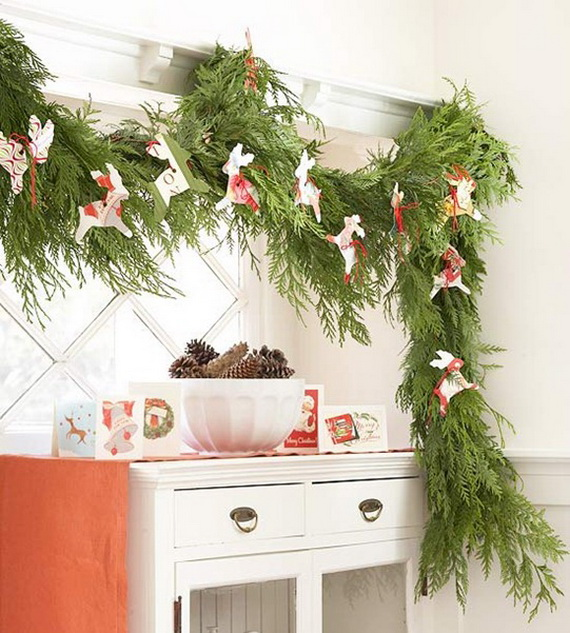 Top Christmas Decor Ideas For A Cozy Kitchen _34