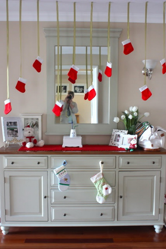 Top christmas decor ideas for a cozy kitchen family for Christmas kitchen decor