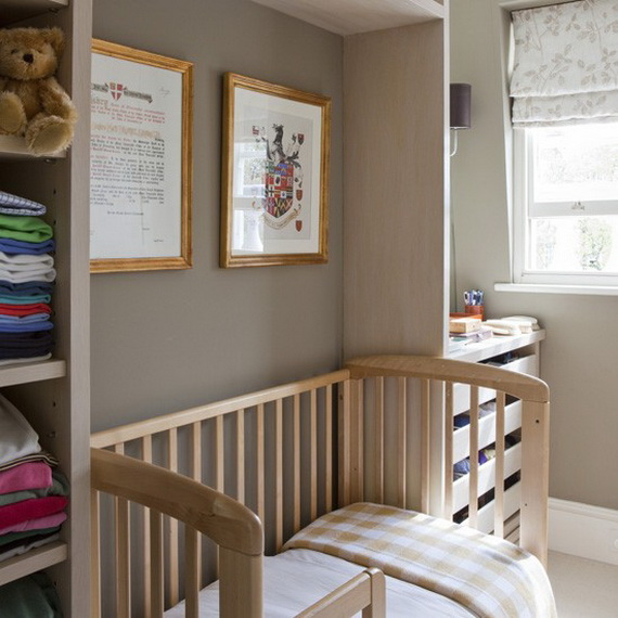 Top Nursery Decorating Theme Ideas and Designs _06