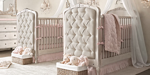 Top Nursery Decorating Theme Ideas and Designs _15
