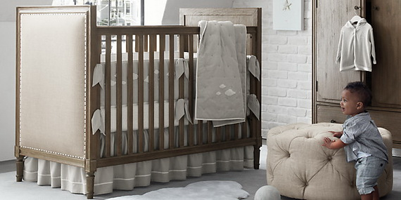 Top Nursery Decorating Theme Ideas and Designs _19