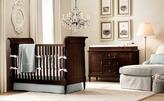Top Nursery Decorating Theme Ideas and Designs _2