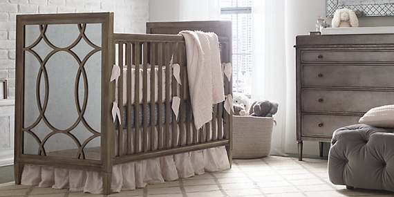 Top Nursery Decorating Theme Ideas and Designs _20