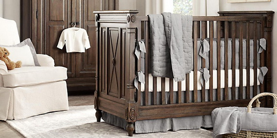 Top Nursery Decorating Theme Ideas and Designs _23