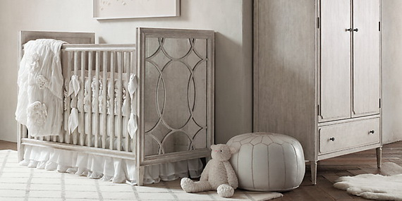 Top Nursery Decorating Theme Ideas and Designs _24