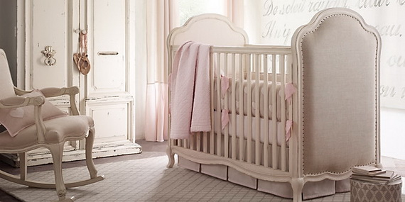 Top Nursery Decorating Theme Ideas and Designs _25