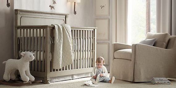 Top Nursery Decorating Theme Ideas and Designs _26
