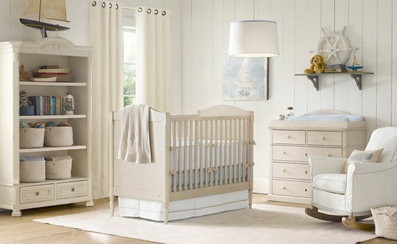 Top Nursery Decorating Theme Ideas and Designs _3