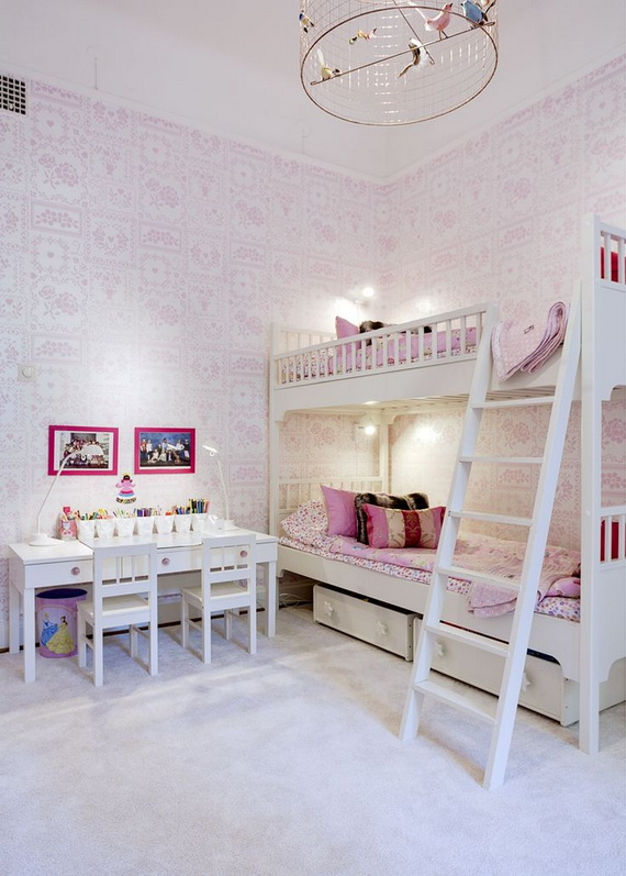 Vibrant and Lively Twin- Kids Bedroom Designs_01