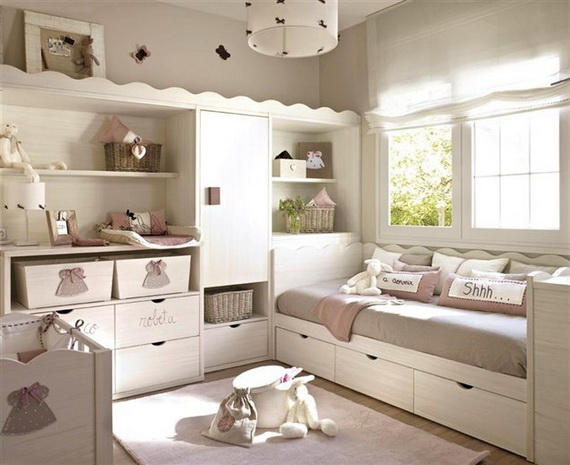 Vibrant and Lively Twin- Kids Bedroom Designs_03