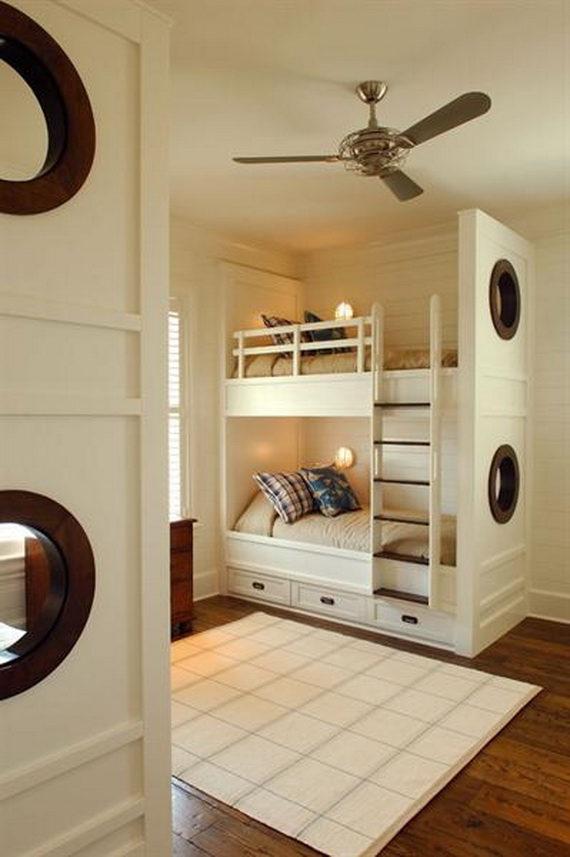 Vibrant and Lively Twin- Kids Bedroom Designs_24