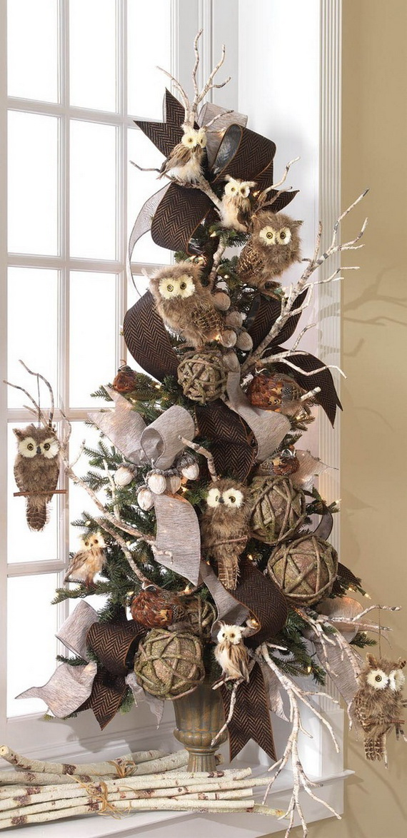 2014 RAZ Aspen Sweater Christmas Decorating Ideas_013