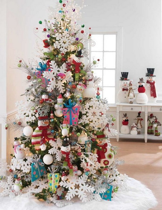 2014 RAZ Aspen Sweater Christmas Decorating Ideas_014