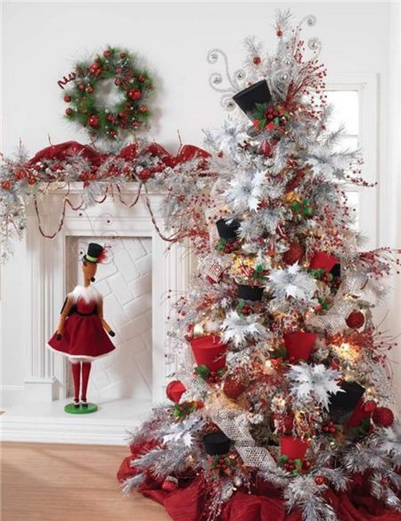 2014 RAZ Aspen Sweater Christmas Decorating Ideas_023