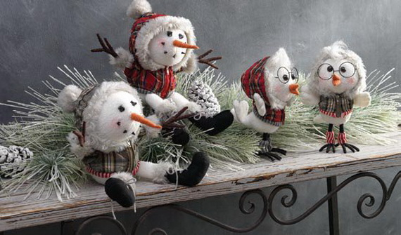 2014 RAZ Aspen Sweater Christmas Decorating Ideas_032