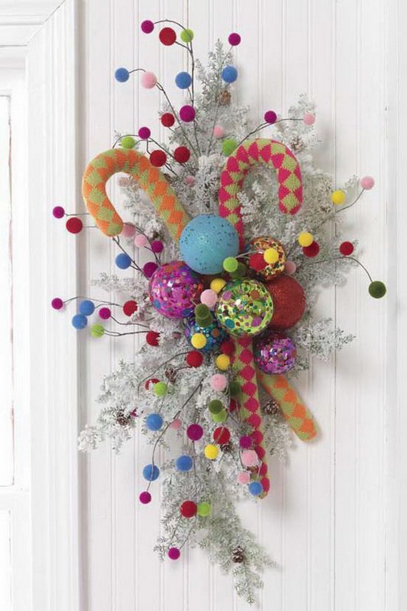 2014 RAZ Aspen Sweater Christmas Decorating Ideas_044