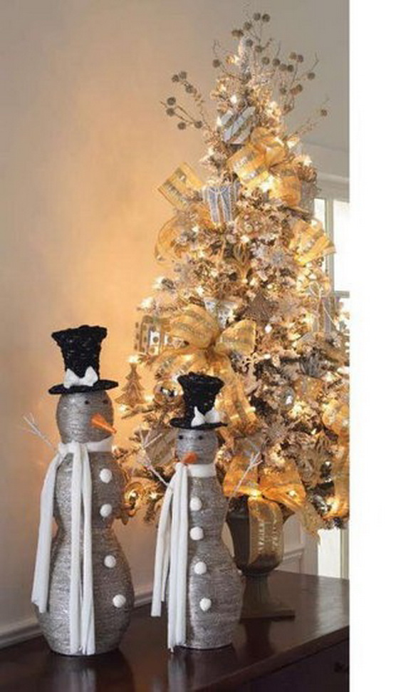 2014 RAZ Aspen Sweater Christmas Decorating Ideas_053