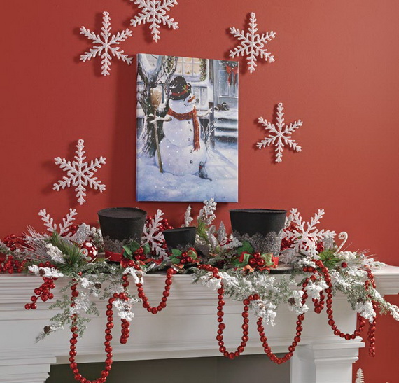 2014 RAZ Aspen Sweater Christmas Decorating Ideas_057