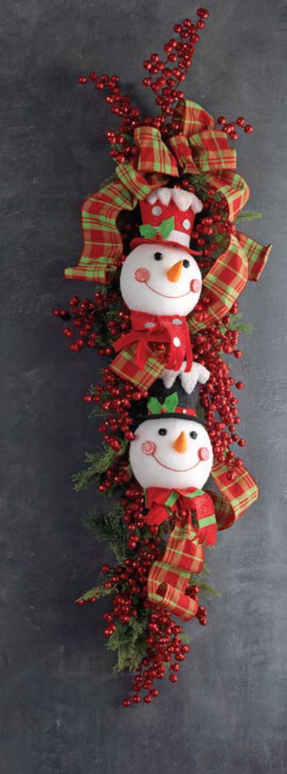 2014 RAZ Aspen Sweater Christmas Decorating Ideas_058