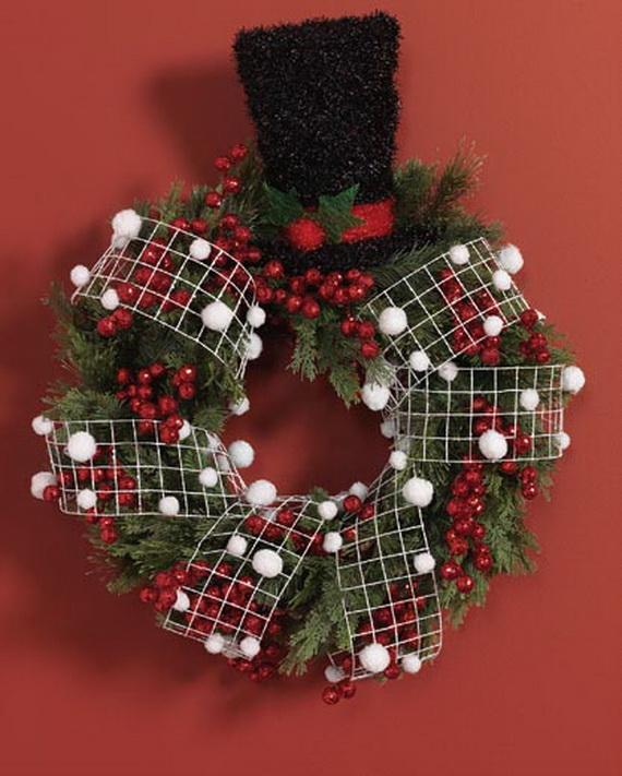 2014 RAZ Aspen Sweater Christmas Decorating Ideas_060