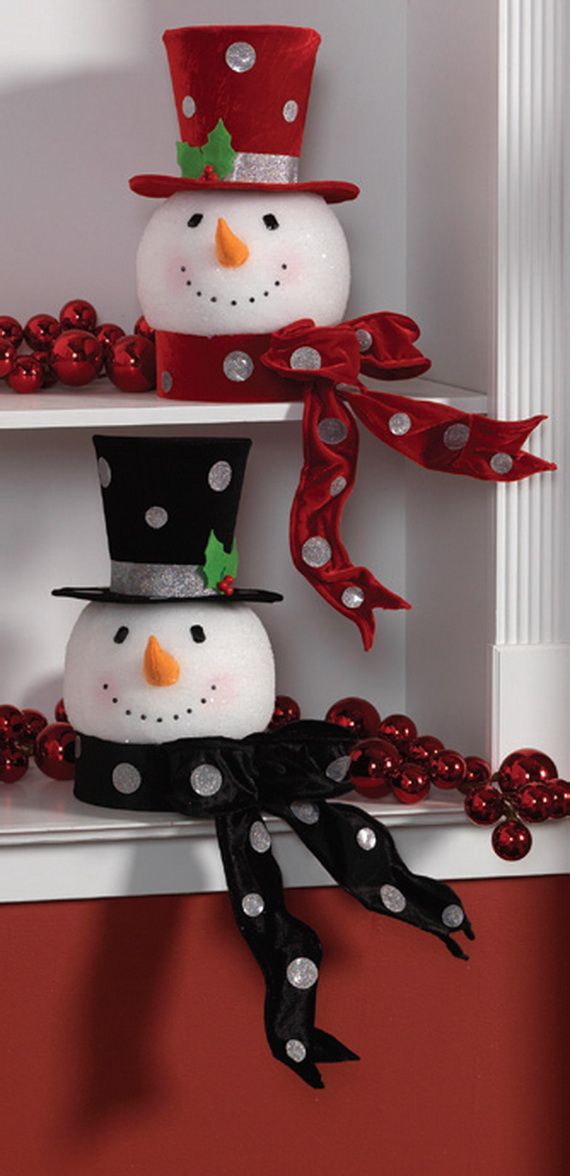 2014 RAZ Aspen Sweater Christmas Decorating Ideas_061