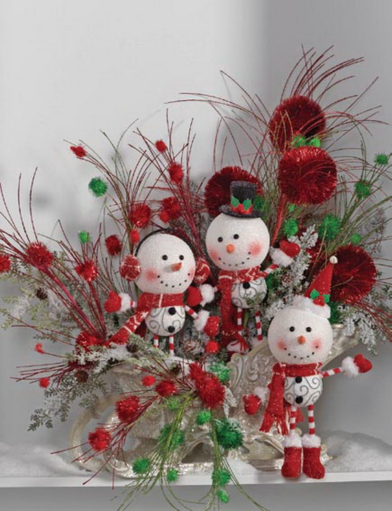 2014 RAZ Aspen Sweater Christmas Decorating Ideas_065