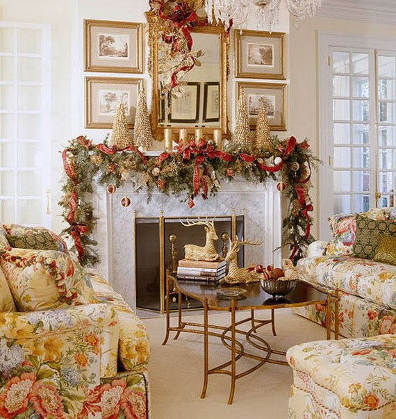 2014 RAZ Aspen Sweater Christmas Decorating Ideas_069