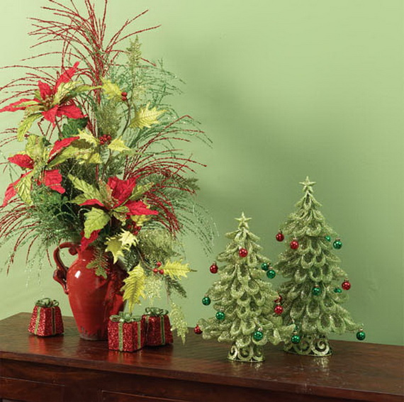 2014 RAZ Aspen Sweater Christmas Decorating Ideas_072