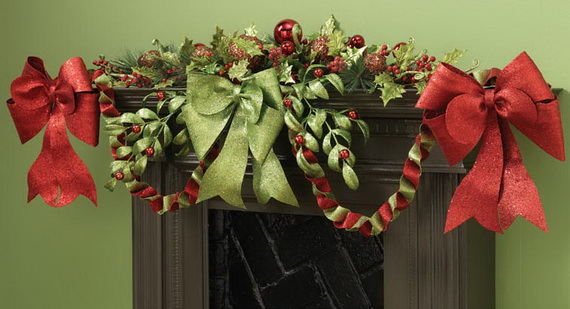 2014 RAZ Aspen Sweater Christmas Decorating Ideas_079