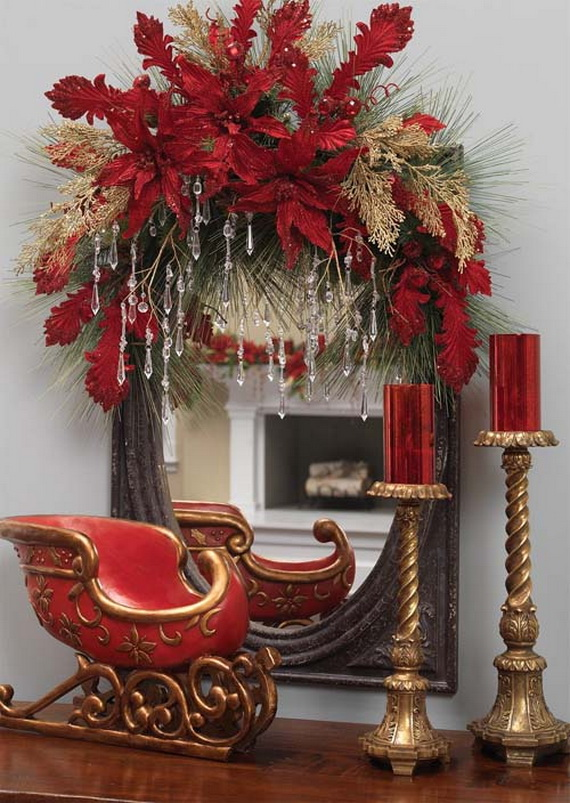 2014 RAZ Aspen Sweater Christmas Decorating Ideas_084