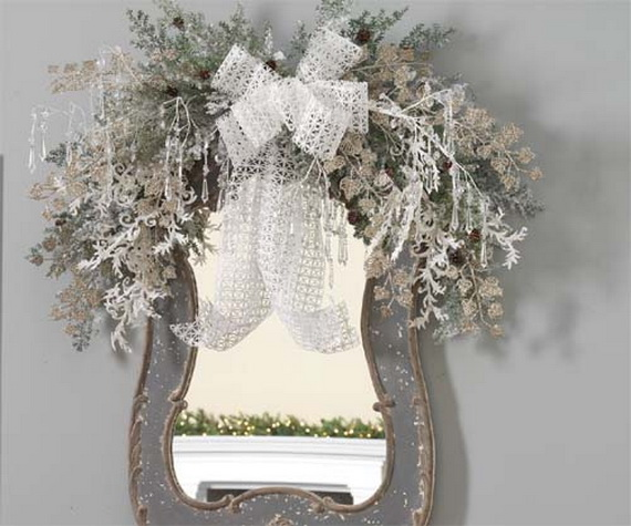 2014 RAZ Aspen Sweater Christmas Decorating Ideas_086