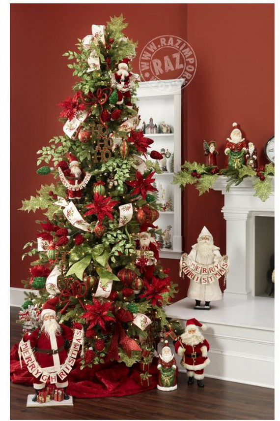 2014 RAZ Aspen Sweater Christmas Decorating Ideas_092