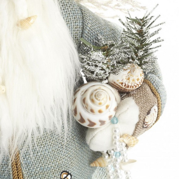 50 Magnificent Coastal-Themed Christmas Interior Decor_05