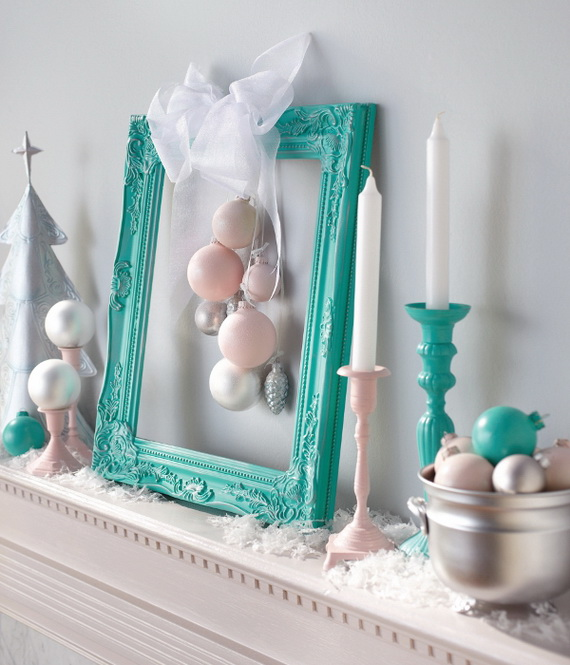 50 Magnificent Coastal-Themed Christmas Interior Decor_38