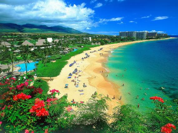 a seven day beach vacation the relaxing hawaiian islands family