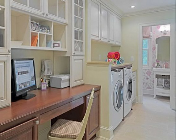 Craft And Laundry Room Designs_03