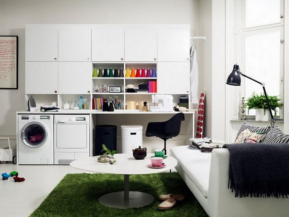 Craft And Laundry Room Designs_09