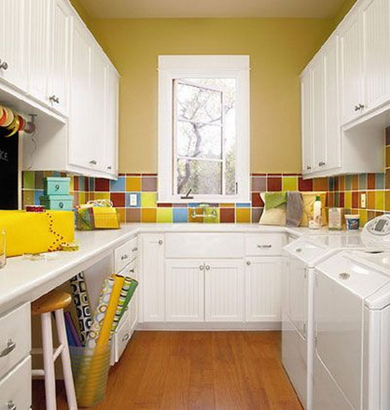 Craft And Laundry Room Designs_10