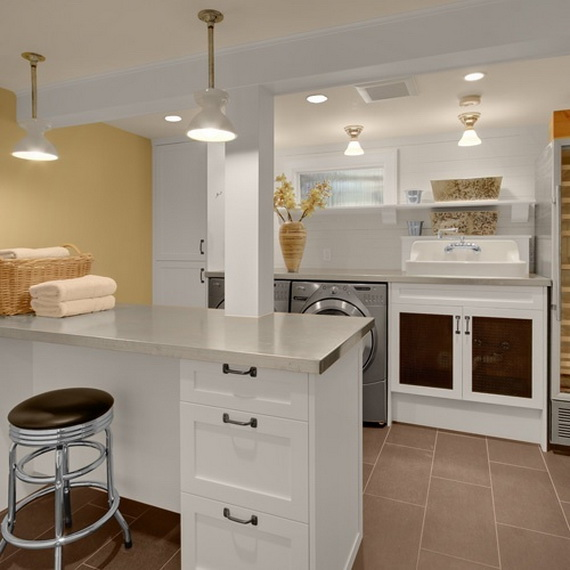Craft And Laundry Room Designs_69