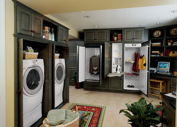 Craft And Laundry Room Designs_71